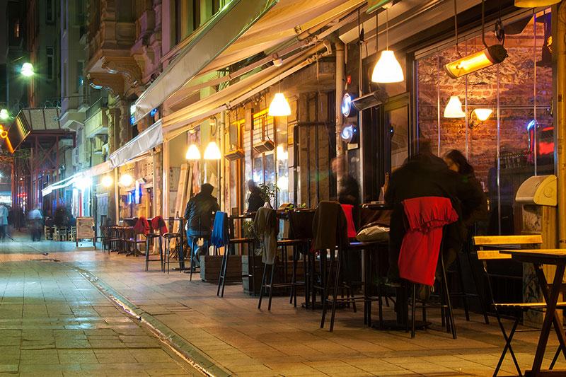CouchPotatoZ - Gastronomie und Nightlife